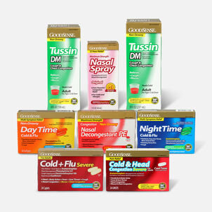 GoodSense® Cold & Flu Bundle