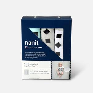 Nanit Breathing Wear Band 3pk, Size Large