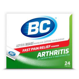 BC Powder, Arthritis