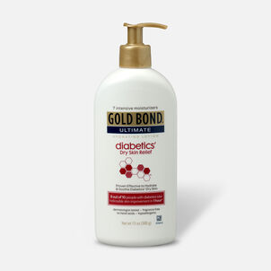 Gold Bond Diabetic Skin Relief Lotion, 13 Ounce