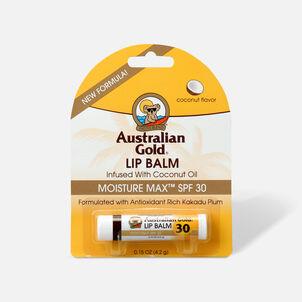 Australian Gold Lip Balm, SPF 30, Coconut
