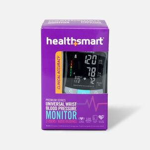 HealthSmart Premium Wrist Digital Blood Pressure Monitor