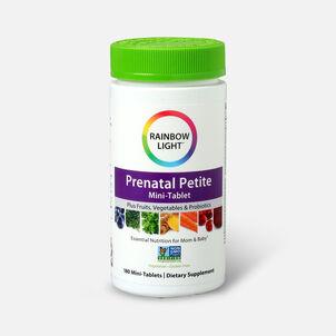 Rainbow Light Prenatal Petite Mini-Tablet Multivitamin, 180 Ct
