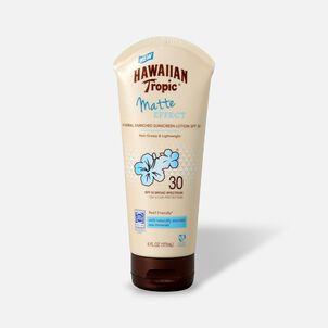 Hawaiian Tropic Matte Effect Sunscreen Lotion, 6oz.