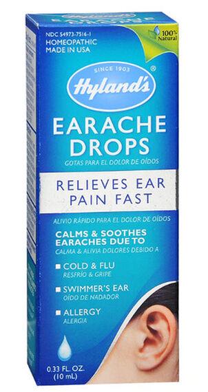Hyland's Earache Drops, 0.33 oz