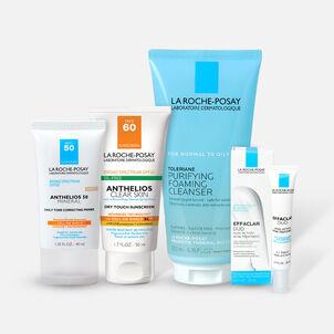 La-Roche Posay Daily Skincare Bundle