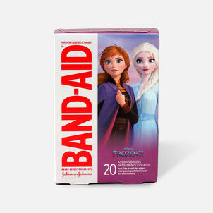 Band-Aid Disney Frozen Assorted Bandages 20 ct.
