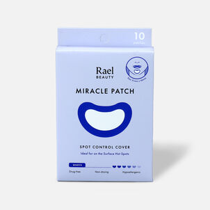 Rael Beauty Miracle Patch Spot Control Cover - 10ct
