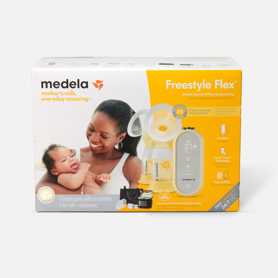Medela Freestyle Flex Double Electric Breast Pump, , large image number 0