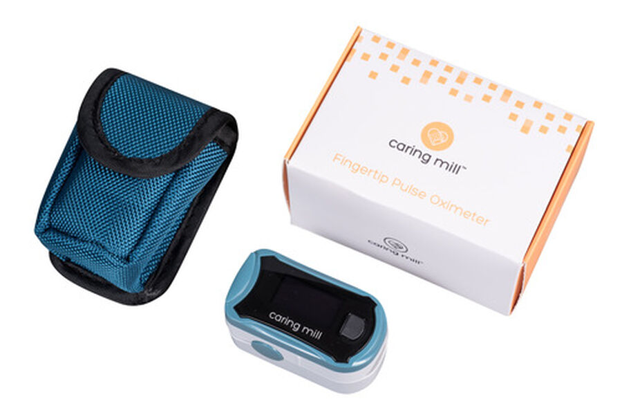 Caring Mill™ Pulse Oximeter, , large image number 0
