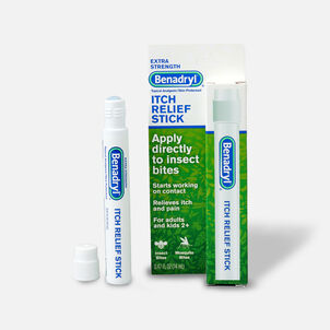 Benadryl Itch Relief Stick 14 ml