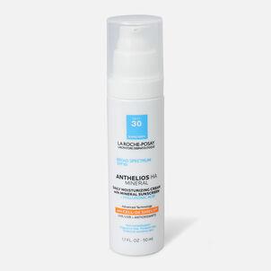 La Roche-Posay Anthelios HA Mineral Sunscreen Moisturizer, SPF 30, 1.7 oz