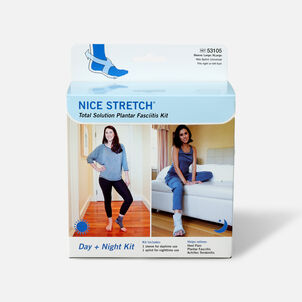 Nice Stretch Total Solution Plantar Fasciitis Relief Kit